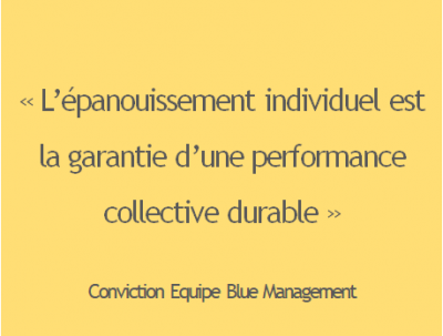 Conviction blue management