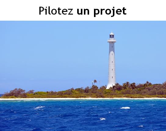 Pilotez un projet